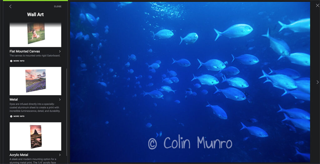 Colin Munro Photography. Art Prints